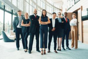 find an executive job